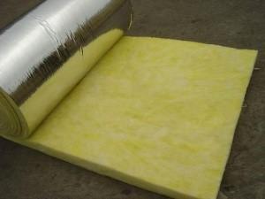 Фольгированная базальтовая теплоизоляция